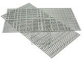 Решетка разделительная на 12 рамок (Комплект)